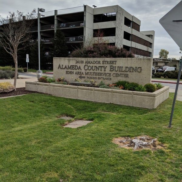 Alameda County Social Services - South County