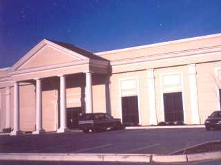 Churchman's Corporate Center - Social Services