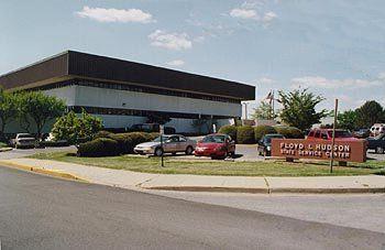 Floyd I. Hudson State Service Center - Social Services