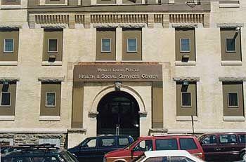 Winder Laird Porter State Service Center - Social Services