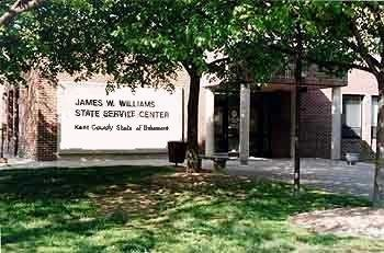 James W. Williams State Service Center