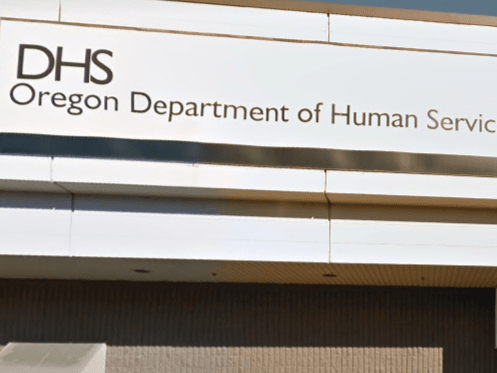 Oregon DHS - Child Welfare/Child Protective Services